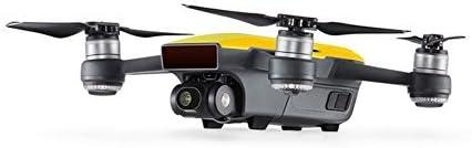 DJI Spark Drohne Gelb 1080p 4K bis zu 50km//h Quadrocopter Sportmodus