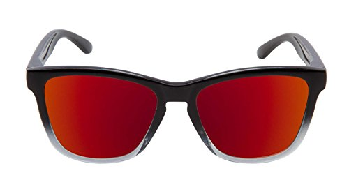 BLACK de CRRL CALIFORNIA RED LIGHT 1031 PL Gafas Sol Crossbons AfqIHxq