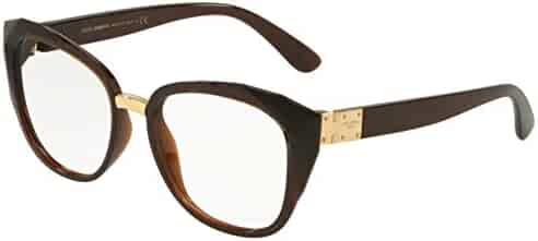 d7f597d116334 Dolce Gabbana DG5041 Eyeglass Frames 3159-51 - Transparent Brown  DG5041-3159-51
