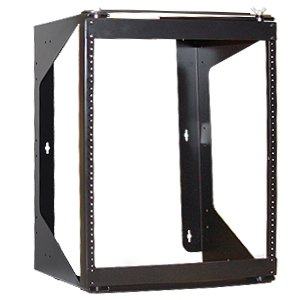 - ICC ICCMSSFR12 ICC Swing Frame Wall Mount Bracket Rack,