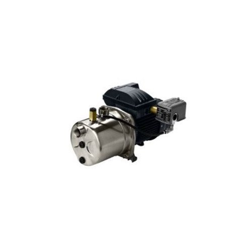 Grundfos JP05-SSS (97855075) Pump, Jet 115V/230V 1/2 HP Shallow Well - Stainless (Stainless Steel Jet Pump)