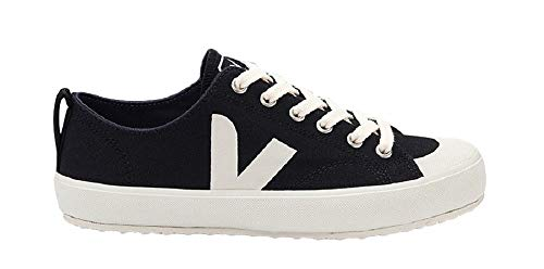 Bastille Shoe - Veja Women's Sneakers Bastille NOVA Black White/36