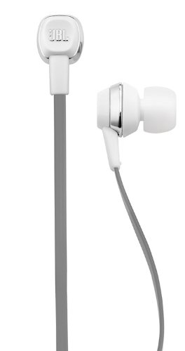 JBL J22 High-Performance In-Ear Headphones - White