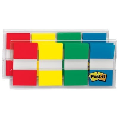 Page Flags in Portable Dispenser, Standard, 160 Flags/Dispenser, Sold as 160 Each by Post-it
