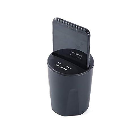 Amazon.com: Soporte de Vaso de carga del teléfono móvil ...