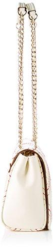 Love Moschino Moschino, Sacs portés épaule femme, Elfenbein (Ivory), 9x16x28 cm (B x H T)