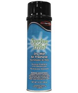 3340 SPRING MIST Dry Air Freshener (6 Dozen)