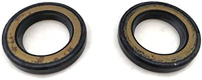 70HP 40HP 30HP 2X OIL SEAL SEALS S-TYPE 93101-23070 fit Yamaha Outboard F 25HP