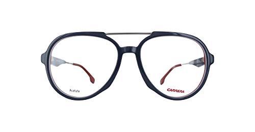 Carrera Eyeglasses CA1103V 00JU Blue 56mm (Carrera Sunglasses Men 56)