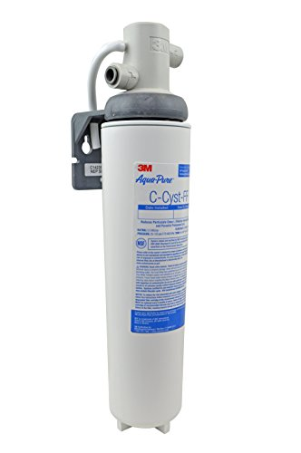 3M Aqua-Pure Under Sink Full Flow Water Filter System Cyst-FF, 5609223