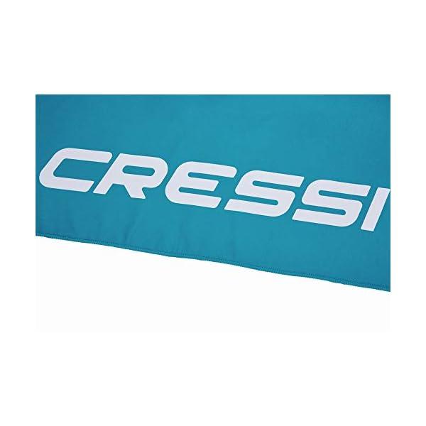 Cressi Fast Drying, Asciugamano/Telo Sportivo in Microfibra, Vari Colori e Misure Unisex Adulto 4 spesavip