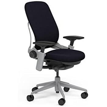 Amazon.com: Fine Mod Imports Leapblack Fabric V2 Office Chair ...