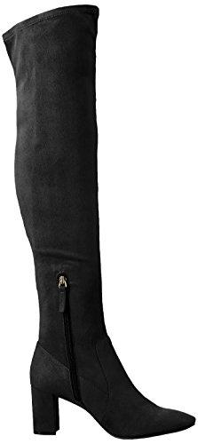 Nine WestXPERIAN - Xperian Femme Black Stretch Suede Fabric KakdG0oR