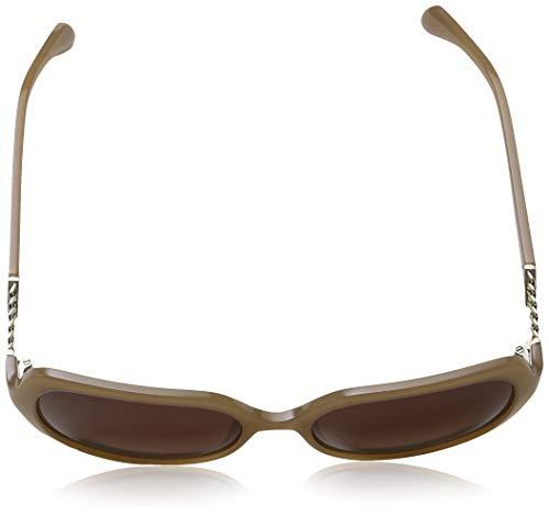 Femme 57 Beige nude Lunettes Km Millen Montures Collection Sunglasses De Karen 0 qvZ40wp