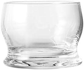 H&H H&H - Set de 6 Vasos de Cristal para Ron, 60 CC