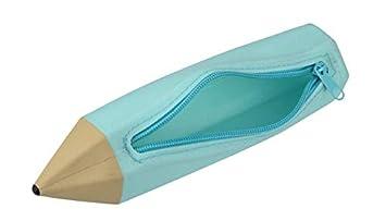 Bonito estuche de silicona con forma de lápiz, bolsa de ...