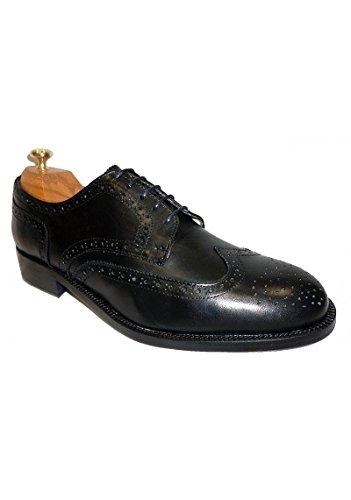 515 Homme Derby en Chaussures Noir Veau Stradford Cuir de Noir nP8ngqX