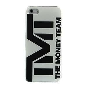 GONGXI-El patrón del equipo de Money cubierta del estuche rígido para el iPhone 4/4S