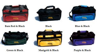 DZP Series Bocce or Bowling Bag-2 Pack by BuyBocceBalls