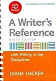 Writer's Reference with Help for Writing in the Disciplines with 2009 MLA Update and E-Book, Hacker, Diana, 0312611870
