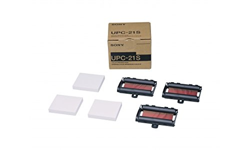Sony UPC21S Print Pack S-Size Paper for the UP-21MD, UP23...