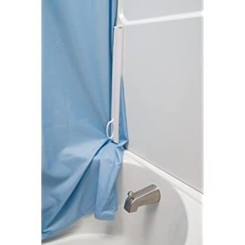 Magna Lock Magnetic Shower Curtain Sealer