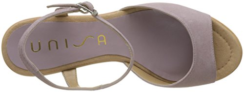 18 Women's Lilium Toe Sandals ks Grey Open Unisa Ontral Lilium EqxSaS4