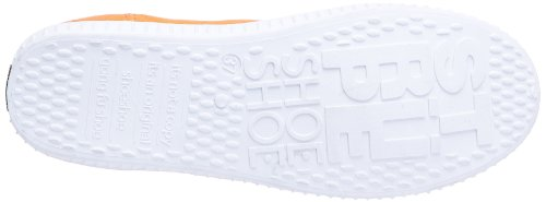 T À Orange Lacets Femme Mary Chaussures Striipe 74q5AwHHn