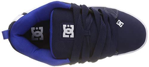Court Skateboard Nr6 Royal Uomo DC Graffik Scarpe Navy Shoes da Blu AqZvw45X