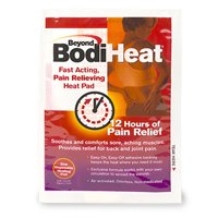 Beyond Bodi Heat Pain Relieving Heat Pad, 10 ea