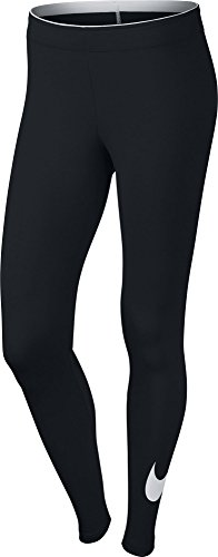 nike-womens-club-legging-large-swoosh-black-white-815997-010-size-small