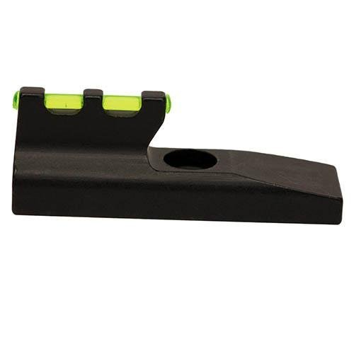 Truglo Red Front Sight - TRUGLO Ruger Mark II/III Fiber Optic Front Sight Green