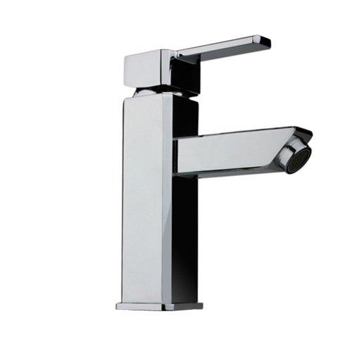 Lightinthebox Deck Mount Single Handle Centerset Countertop Bathroom Sink Chrome Bath Tub Faucet Bathtub Mixer Taps Bidet Faucets Lavatory Plumbing Fixtures
