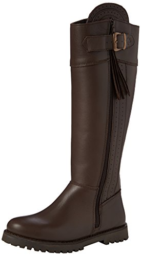 Cabotswood - Botas de cuero para mujer Marrón