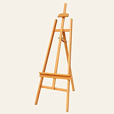 Easels Sketch Sketchpad Bracket Type Oil Painting Frame Drawing Tools Wooden Display Stand