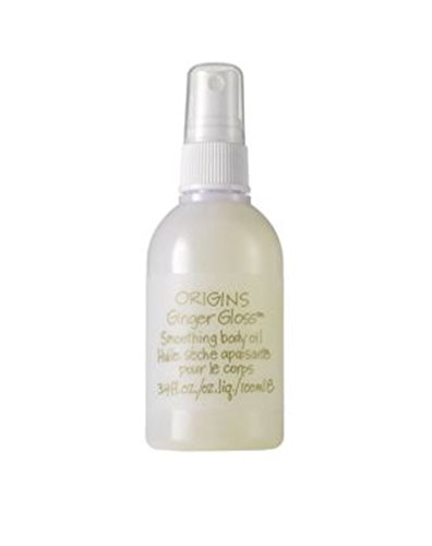 Origins Ginger Gloss Smoothing Body Oil 3.4Fl.Oz./100Ml