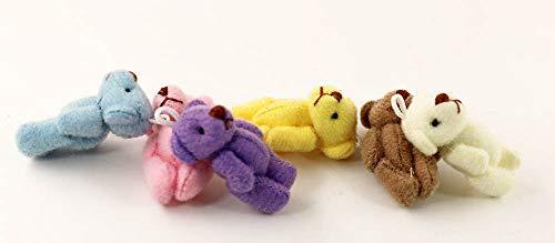 nanguawu 1/12 Dollhouse Miniature 6pcs Bear from nanguawu