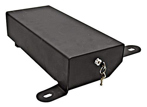 Bestop 42642-01 Bestop Underseat Lock Box passenger side Underseat Storage Box Underseat Lock Box passenger side