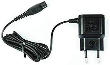 B-Creative - Cable de alimentación de 2 pines para afeitadora ...