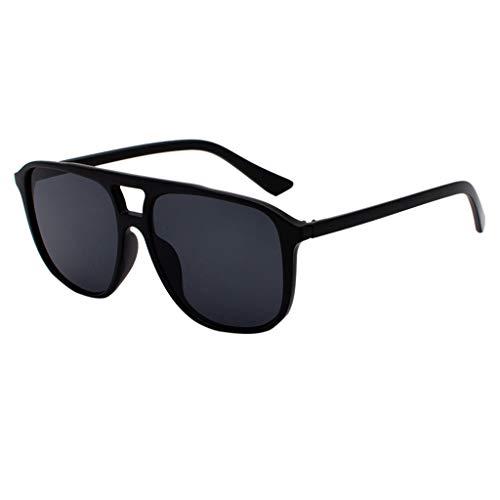 TIANMI Polarized Gradient Sunglasses For Women Man Mirrored Lens Fashion Goggle ()