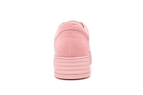 1TO9 1TO9Mmsg00058 - Sandalias con Cuña Mujer Rosa
