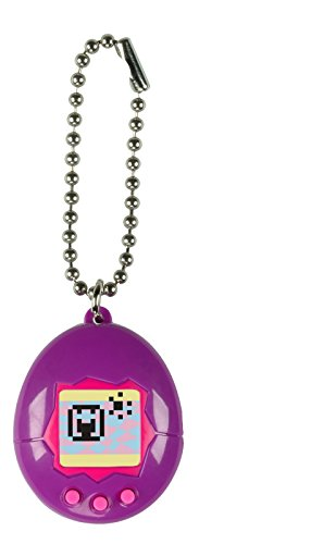 (Tamagotchi mini, Purple with Pink)
