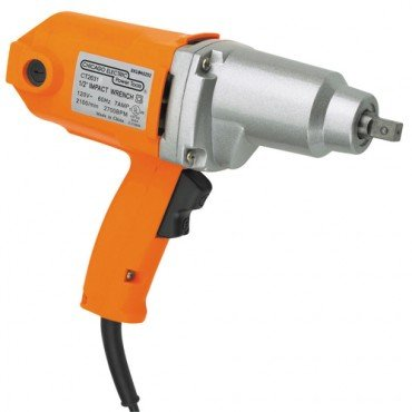 1/2'' Electric Impact Wrench Reversible with 230 ft. lbs. of Torque
