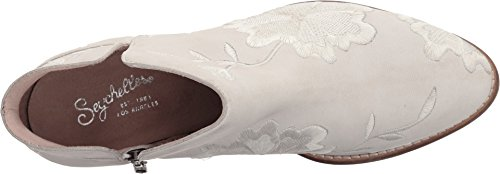 Women's Seychelles Bootie Ankle Lantern White Leather ZxqnxRw4