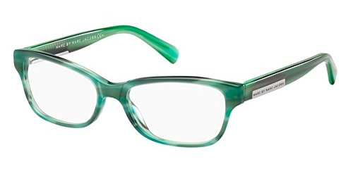 - MARC BY MARC JACOBS Eyeglasses MMJ 617 0Kvj Green Striped 52MM