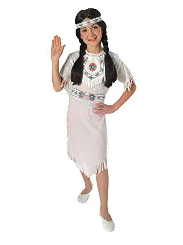 Rubies Native American Princess Child Costume, Large -