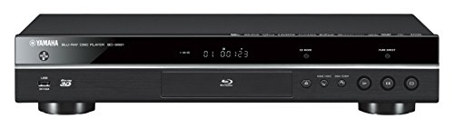 Yamaha BD-S681 1 Disc 3D Blu-ray Disc Player - 1080p - Black