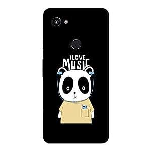 Cover It Up - Music Panda Pixel 2 XL Hard Case