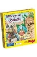 Haba 4287 1000 und ein Schatz - Juego infantil sobre tesoros (en alemán)