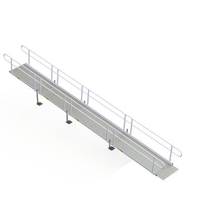 MOD Ramp System Size: 28' L by EZ-Access